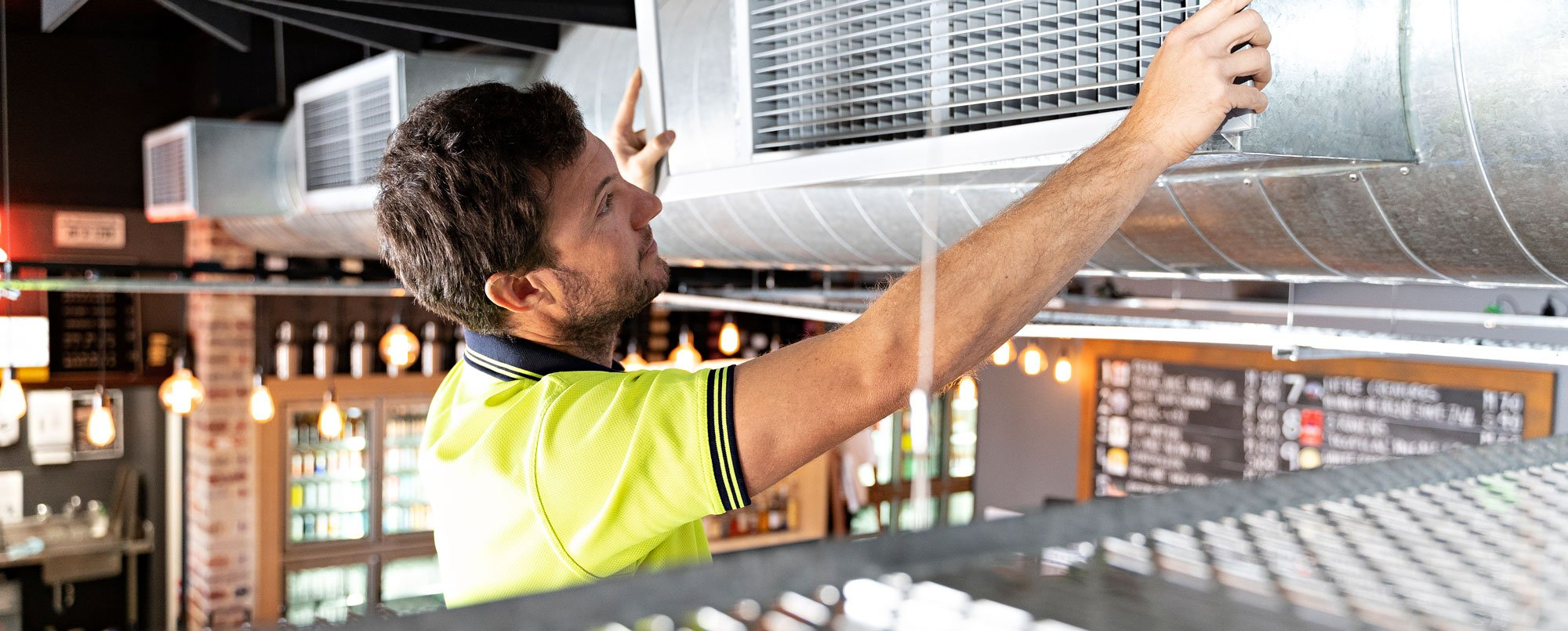 Hospitality Refrigeration and air conditioning