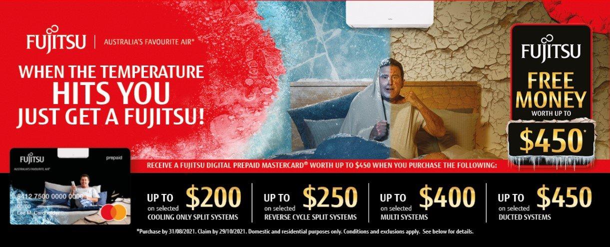 Fujitsu Free Money Deal