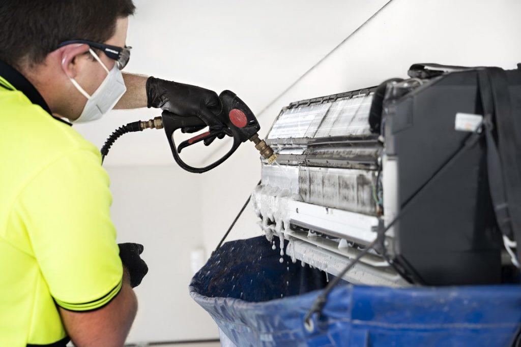 Split System Air Conditioning Maintenance